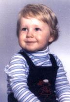 traumdieb, 2 Jahre alt